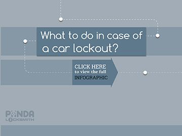What to do in case of a car lockout
