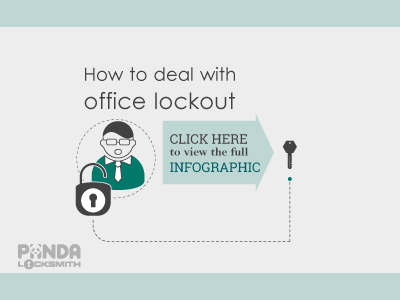 how to deal with office lockout banner